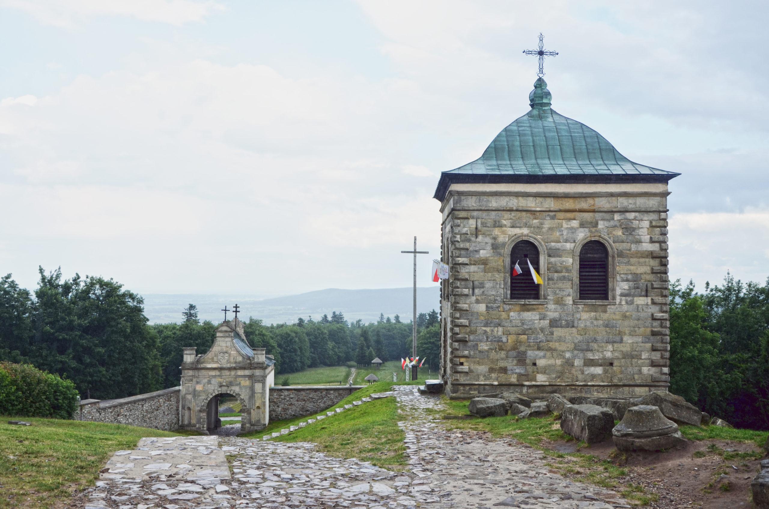 2. Góry Świętokrzyskie.