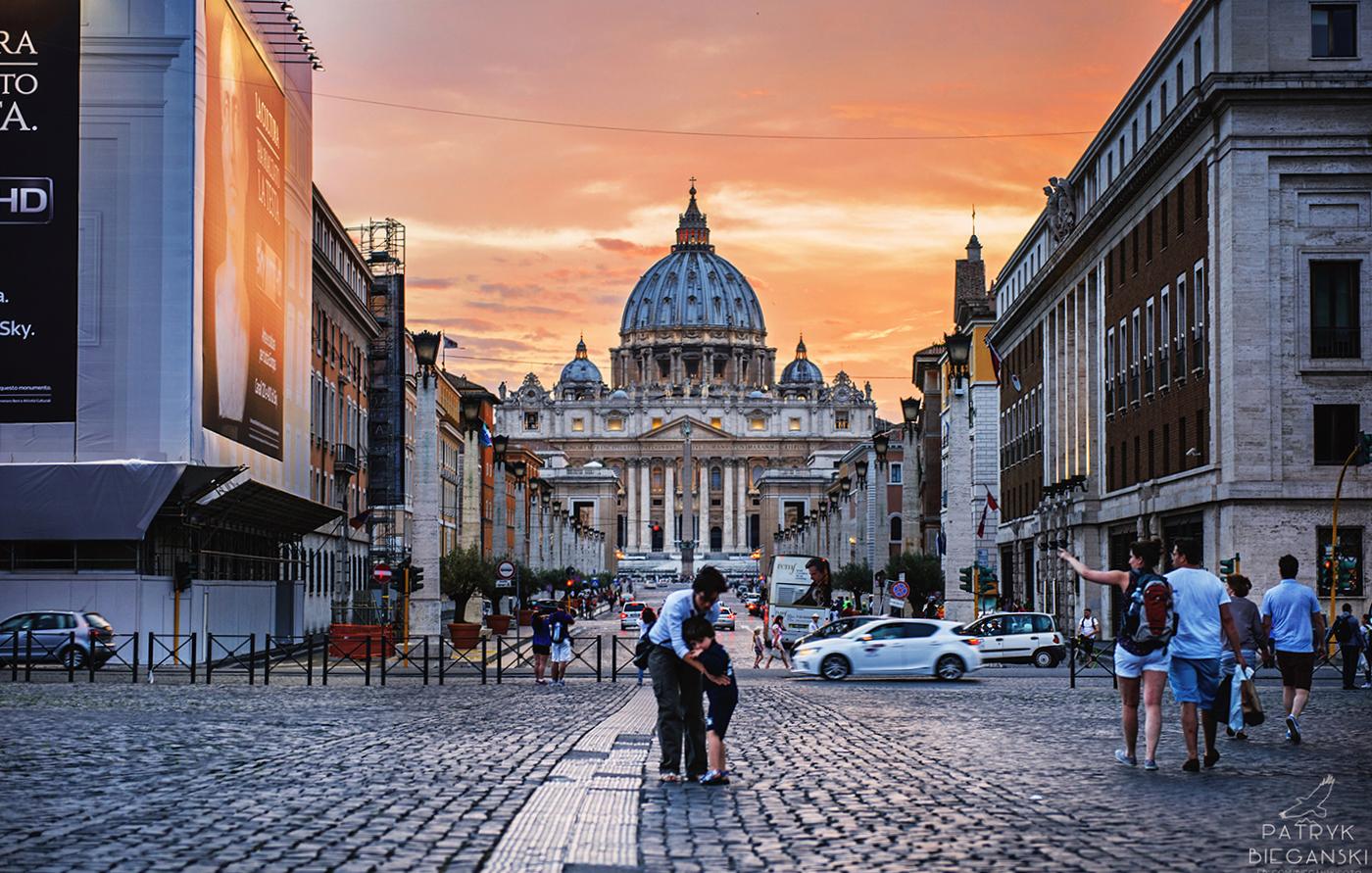 Rzym – fotospacer po Wiecznym Mieście