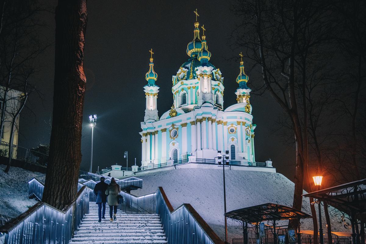 Kijów na weekend – przewodnik po najważniejszych atrakcjach stolicy Ukrainy