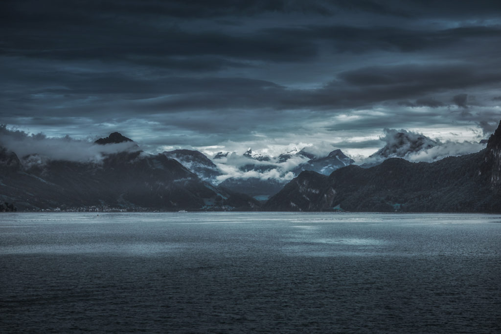 Vierwaldstättersee, Lake Lucerne