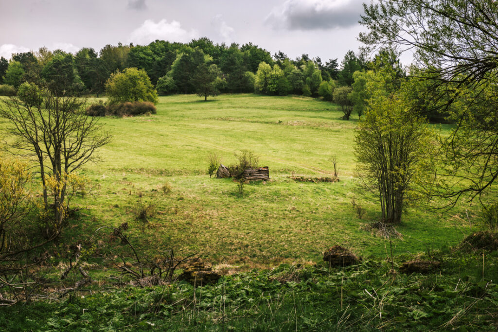 Radocyna - dawna łemkowska wioska