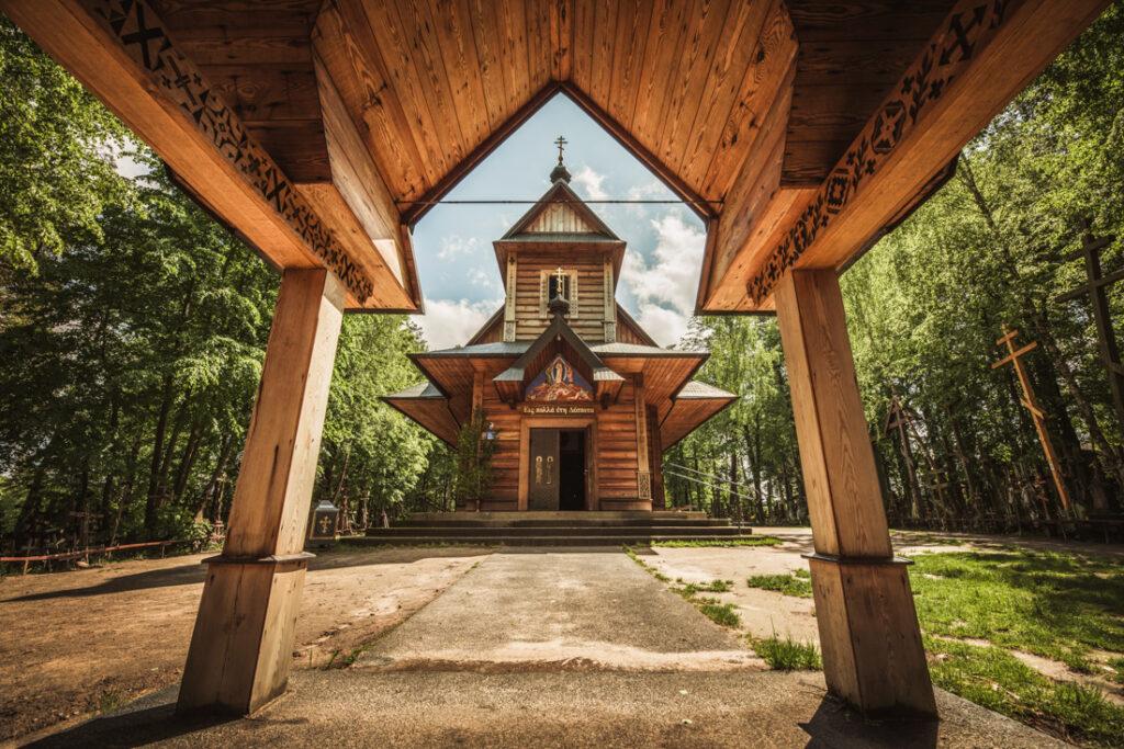 Cerkiew Przemienienia Pańskiego na Górze Grabarce