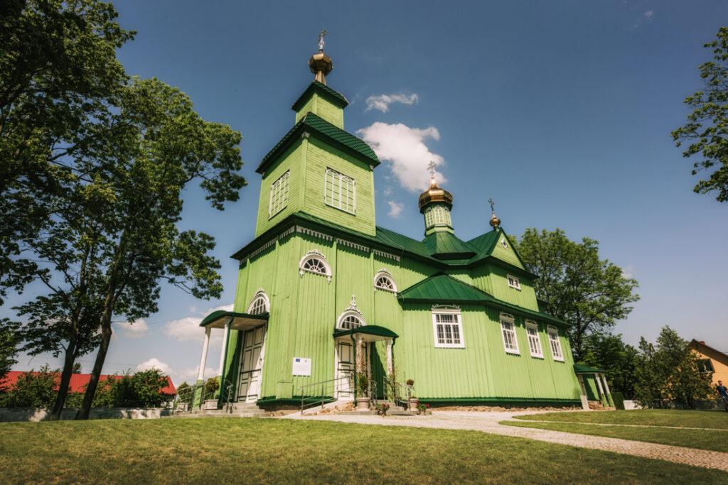 Cerkiew św. Apostoła Jakuba w Łosince