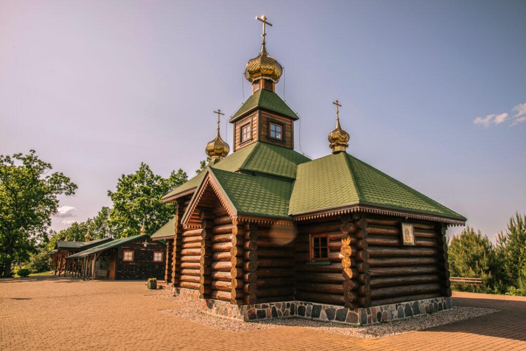 Skit Świętych Antoniego i Teodozjusza Pieczerskich w Odrynkach