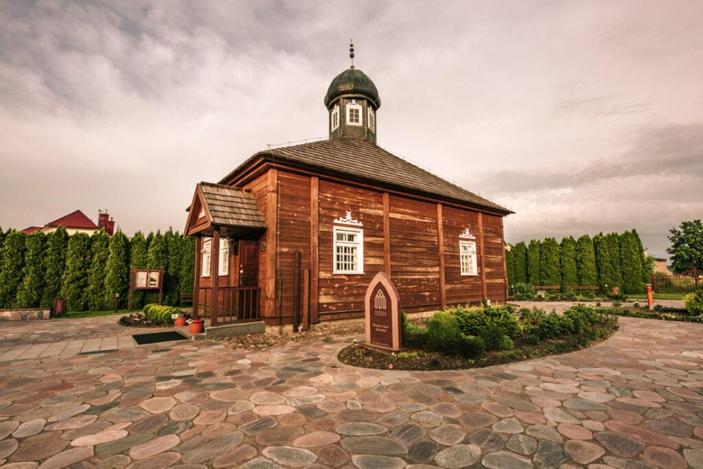 Meczet w Bohonikach. Najpiękniejsze cerkwie i meczety Podlasia.