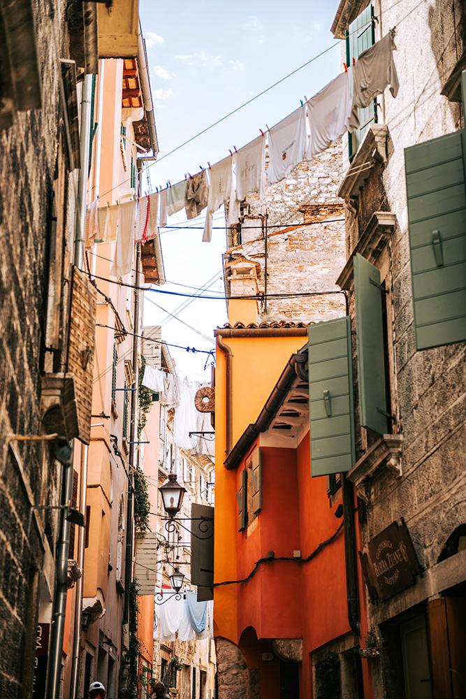 Chorwacja samochodem, Istria samochodem, co warto zobaczyć na chorwackiej Istrii, gotowy plan podróży na Istrię, największe atrakcje Chorwacji, Rovinj