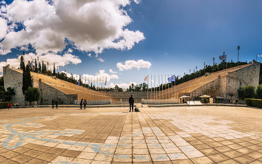 Największe atrakcje Aten. Co warto zobaczyć w Atenach - Stadion Panatenajski
