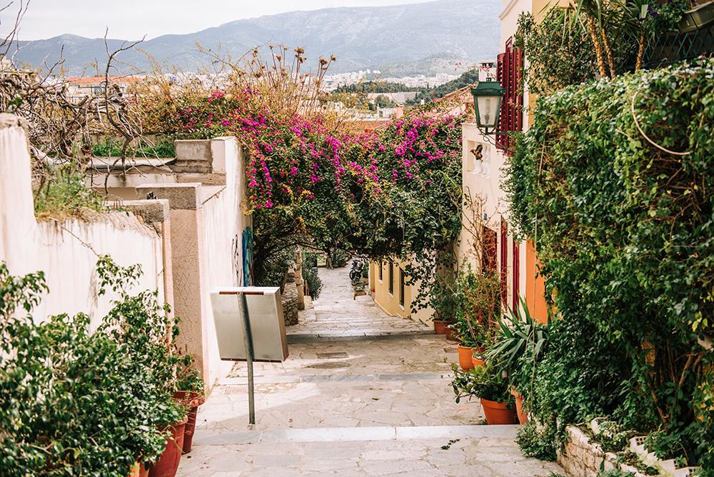 Największe atrakcje Aten. Co warto zobaczyć w Atenach - Plaka