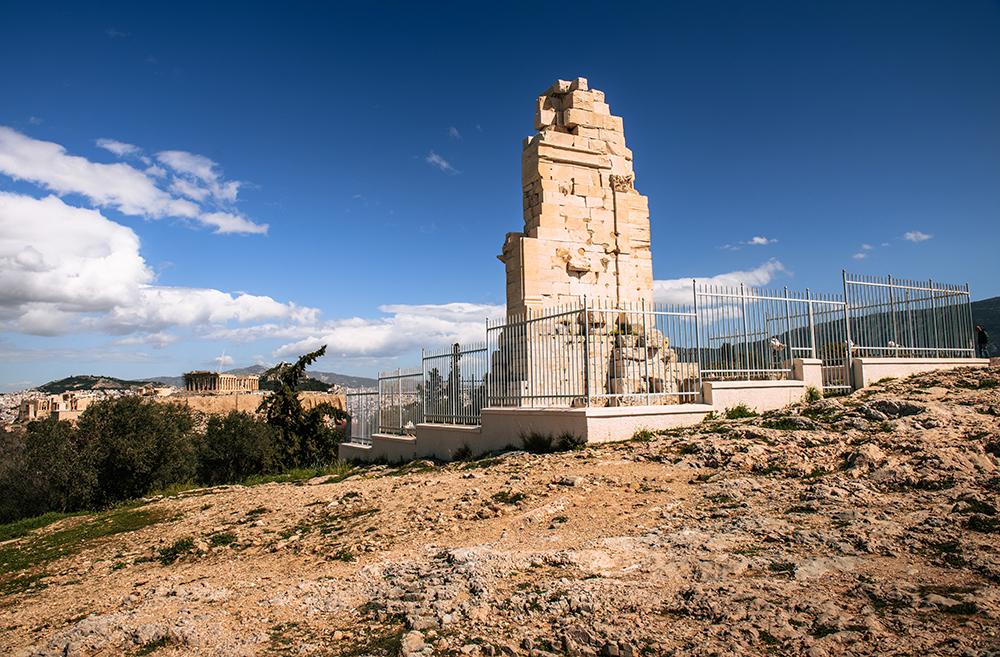 Największe atrakcje Aten. Co warto zobaczyć w Atenach - Wzgórze Filopapposa