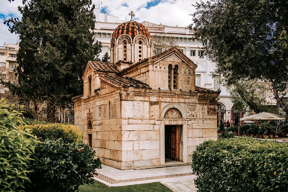 Kościółek Agios Eleftherios
