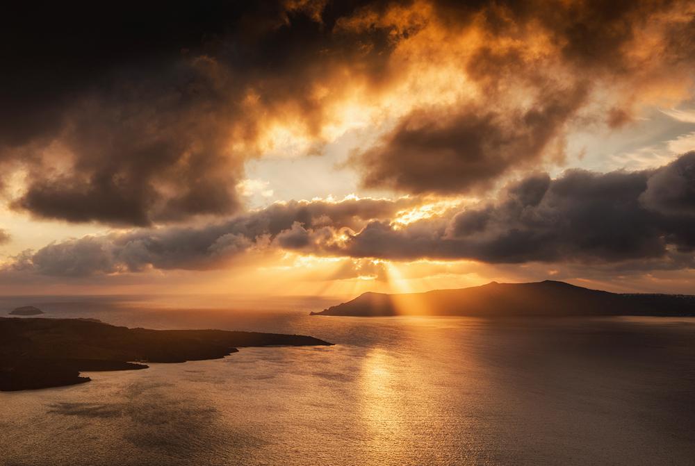 Największe atrakcje Santorini. Najpiękniejsze miejsca Santorini.
