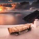 Co zobaczyć na Santorini? Największe atrakcje Santorini. Panorama Thiry.