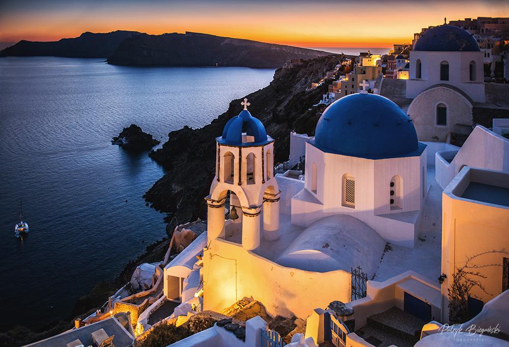 Santorini na własną rękę. Tani sposób na zwiedzanie wyspy