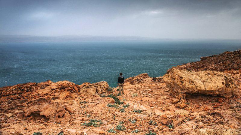 Morze Martwe w Jordanii. Podróż i biwak nad Morzem Martwym – praktyczne wskazówki.