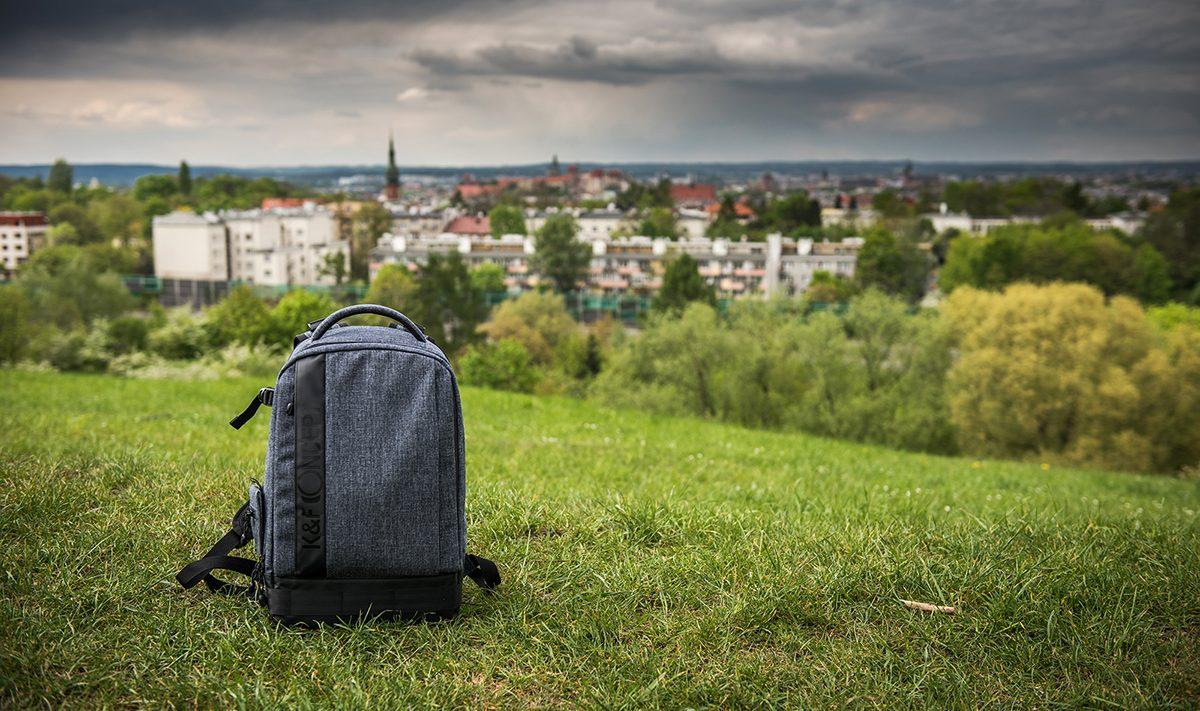 Recenzja plecaka fotograficznego K&F Concept KF13.044