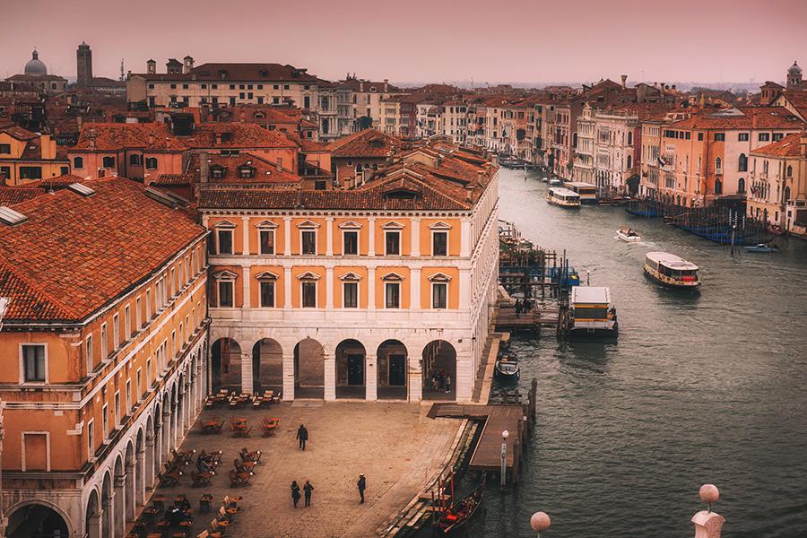 Co zobaczyć w Wenecji? Panorama Wenecji