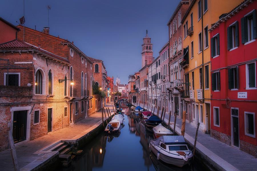 Najciekawsze miejsca w Wenecji. Co zobaczyć w Wenecji. Wenecja nocą
