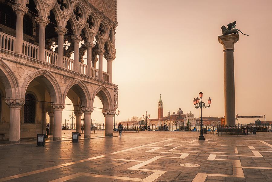 Najciekawsze miejsca w Wenecji. Pałac Dożów w Wenecji