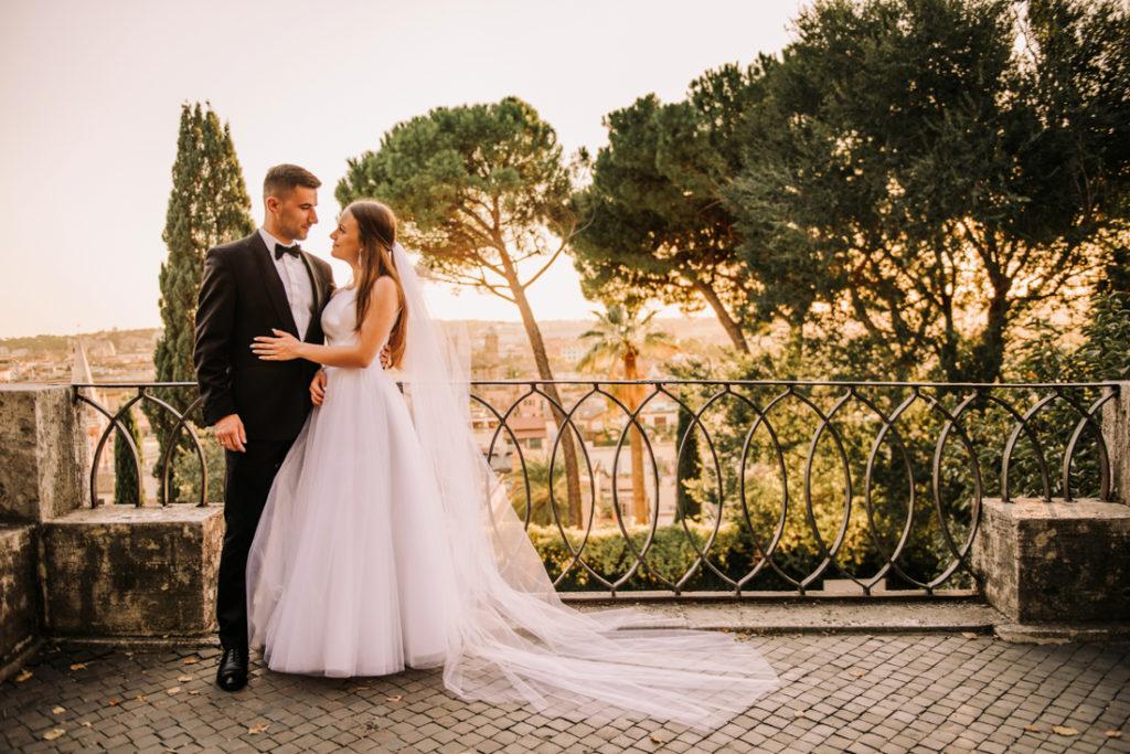 plener ślubny w Rzymie, sesja ślubna w Rzymie