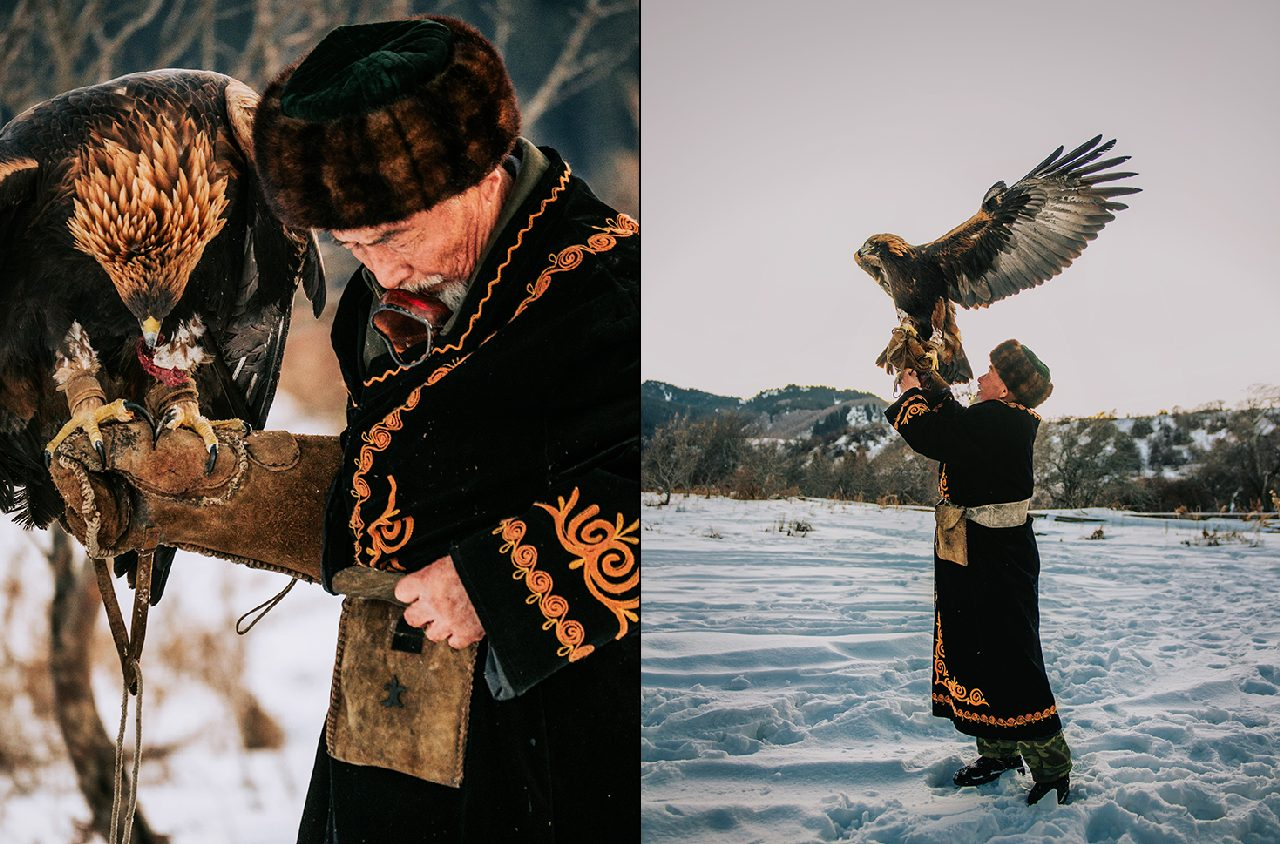 Kazachski trener orłów | Wyprawa Nikon 2019 (test Nikon Z50 oraz D810)