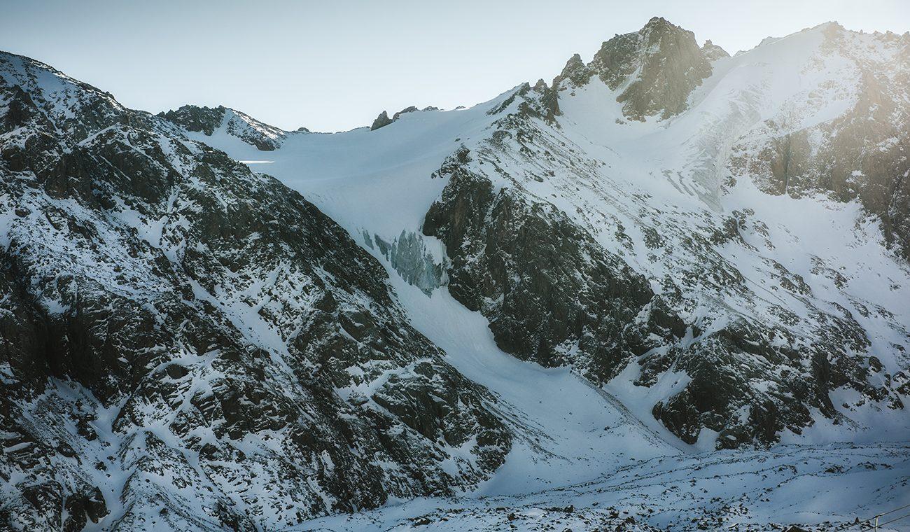 Tien-Szan na narty i górskie wędrówki. Kurort Shymbulak oraz Przełęcz Talgar, Kazachstan
