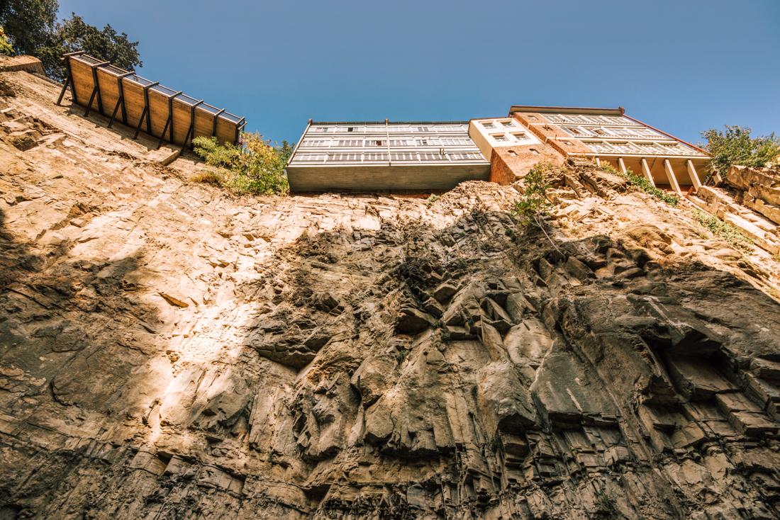 Największe atrakcje Tbilisi, co warto zobaczyć w Tbilisi? Wodospad Lenghvtakevi
