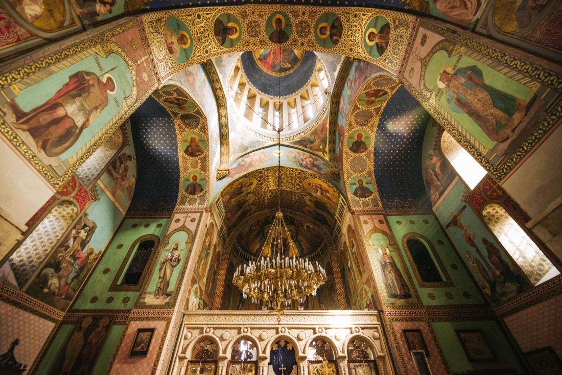 Największe atrakcje Tbilisi, co warto zobaczyć w Tbilisi? Kościół Metechi