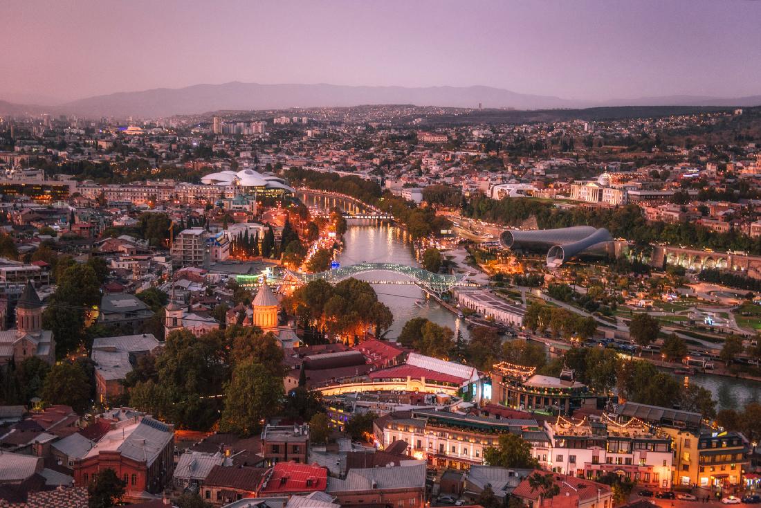 Tbilisi na weekend – co warto zobaczyć podczas kilku dni w stolicy Gruzji