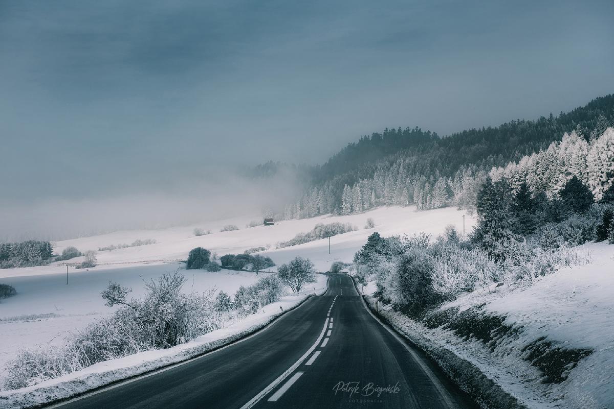 Prawdziwa zima w Tatrach i Pieninach [zdjęcia]