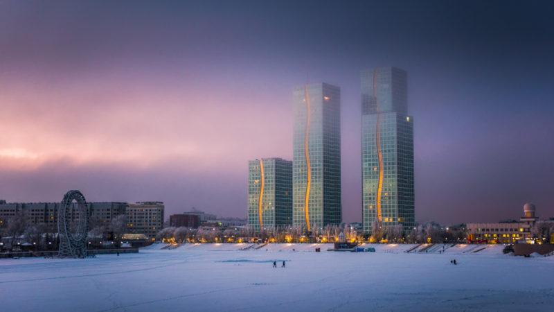 Zwiedzanie Nur-Sułtan. Co warto zobaczyć w Astanie? Kosmiczna architektura stolicy Kazachstanu.
