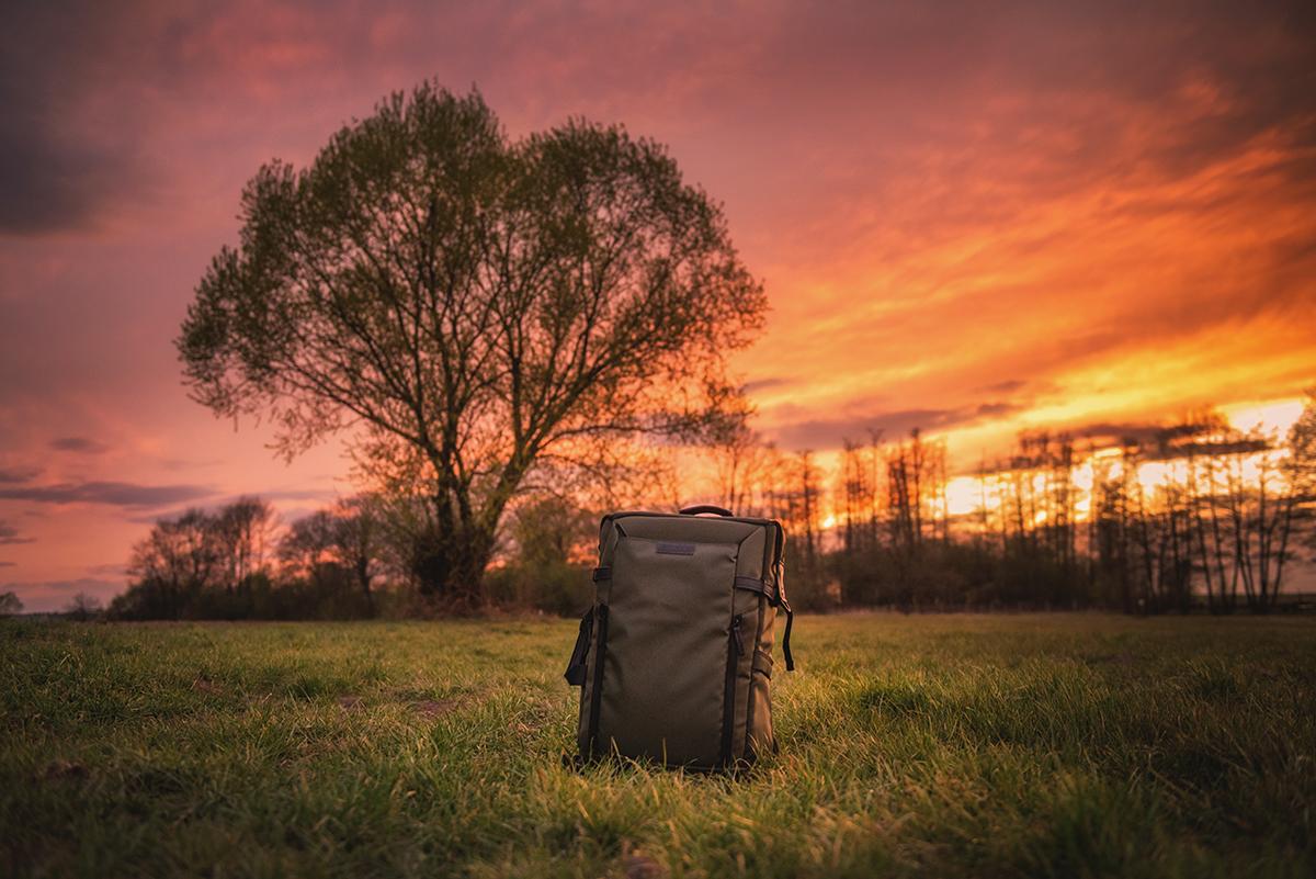 Plecak fotograficzny Vanguard Veo Select 49 – recenzja