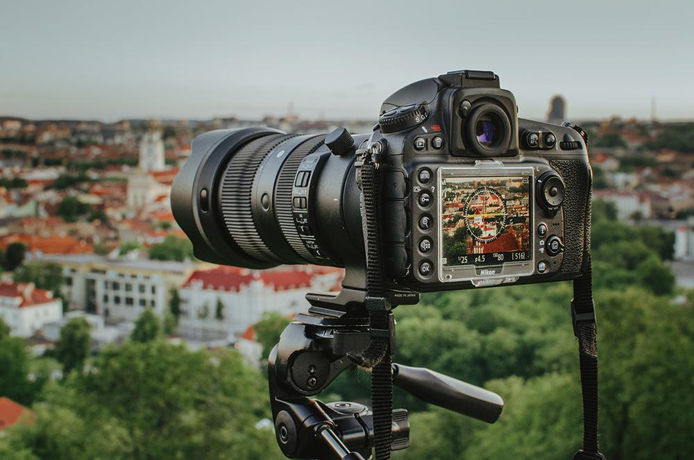 Nikon D810 + obiektyw Sigma Art 24-70 f/2.8