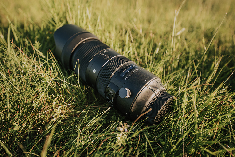 Obiektyw Sigma Art 70-200 f/2.8