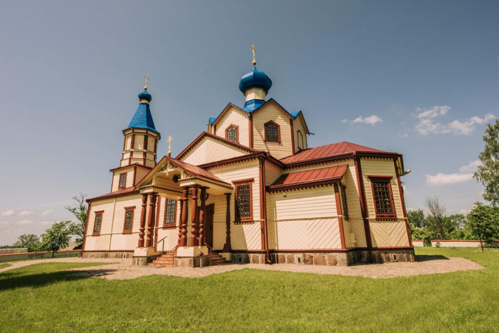 Łosinka – Cerkiew Św. Jakuba Apostoła.