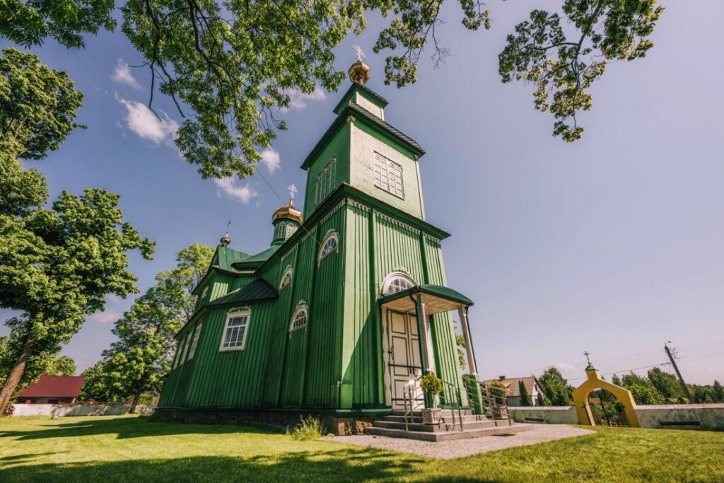 Cerkiew św. Apostoła Jakuba w Łosince.