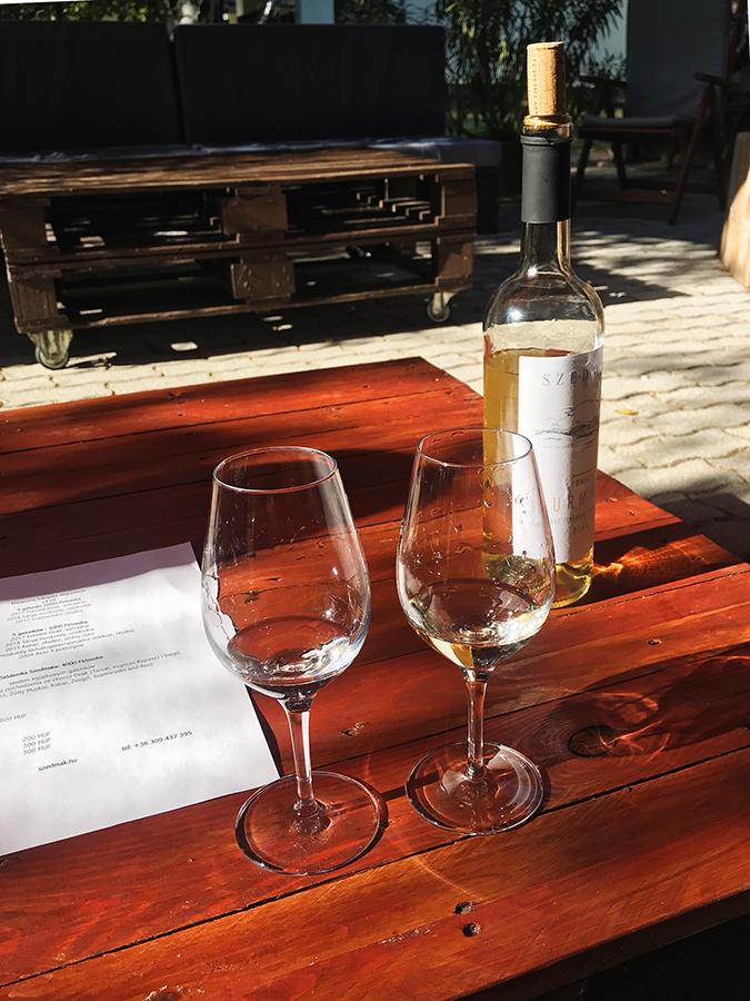 Szedmak Borhaz - degustacja wina w Tokaju. Największe atrakcje Tokaju na Wegrzech.