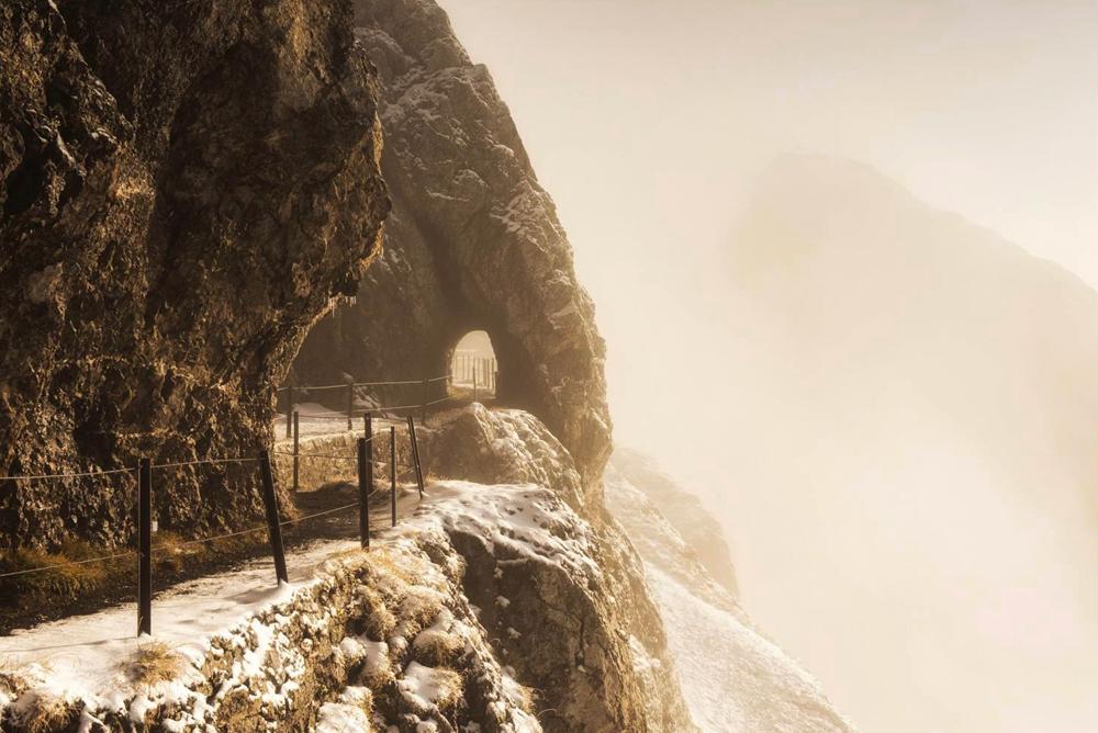 Największe atrakcje Szwajcarii. Co zobaczyć w Szwajcarii. Góra Pilatus i Jezioro Czterech Kantonów. Lucerna. Szlak pieszy na Pilatus.
