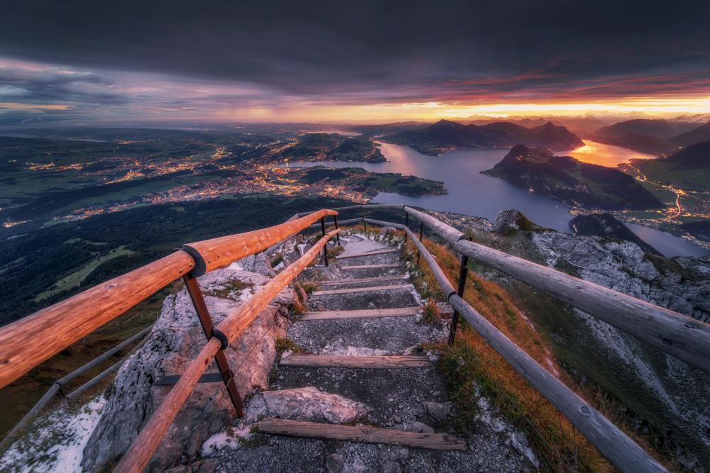 Góra Pilatus, Szwajcaria – jedno z najpiękniejszych miejsc Szwajcarii. Trekking, ciekawostki i praktyczne wskazówki.