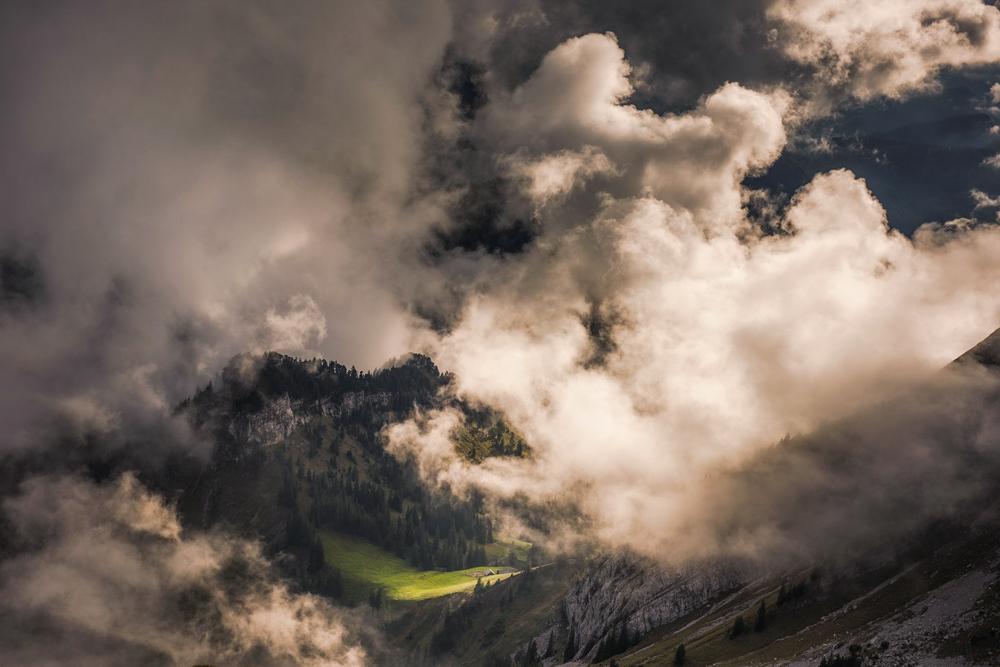 Góra Pilatus - największe atrakcje Szwajcarii.