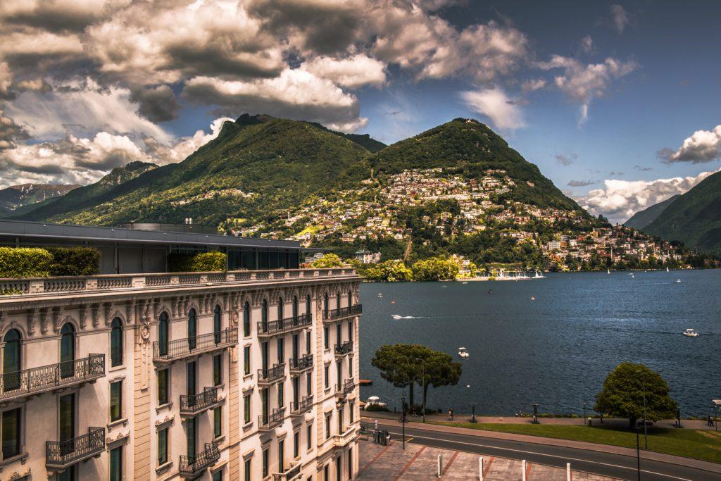 Monte Bre z LAC Lugano, największe atrakcje Ticino