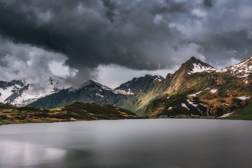 co warto zobaczyć w Ticino, największe atrakcje Ticino - Lago Cadagno