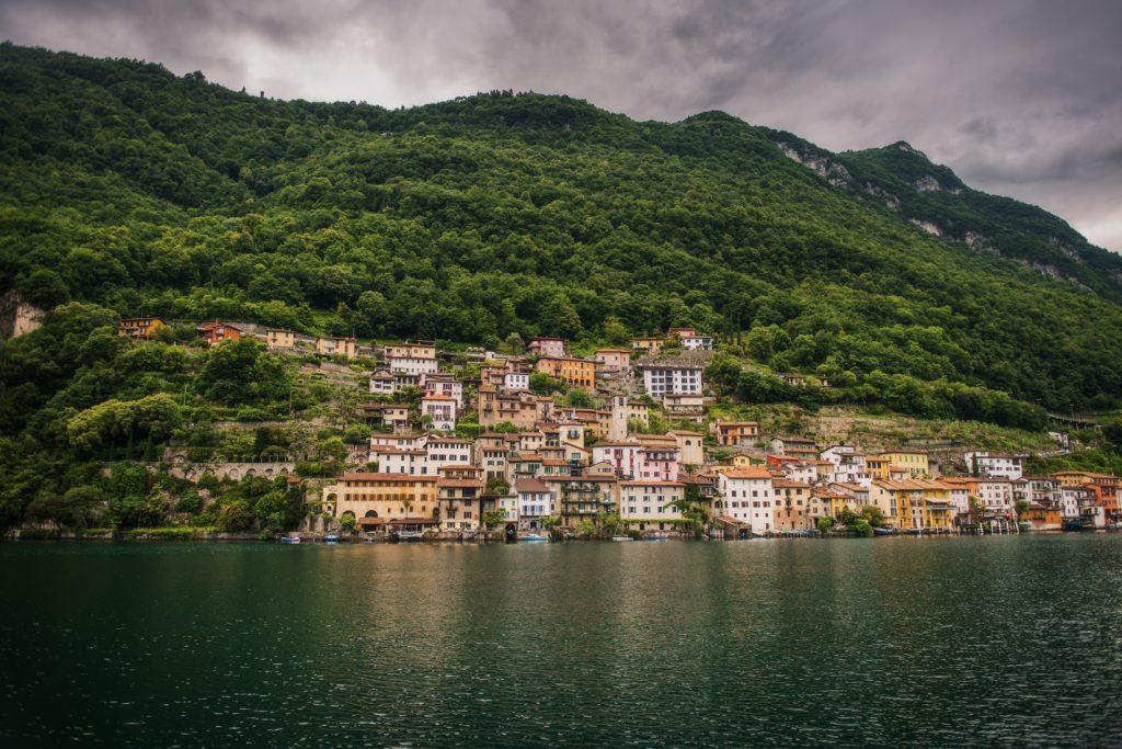 Największe atrakcje Ticino: Gandria
