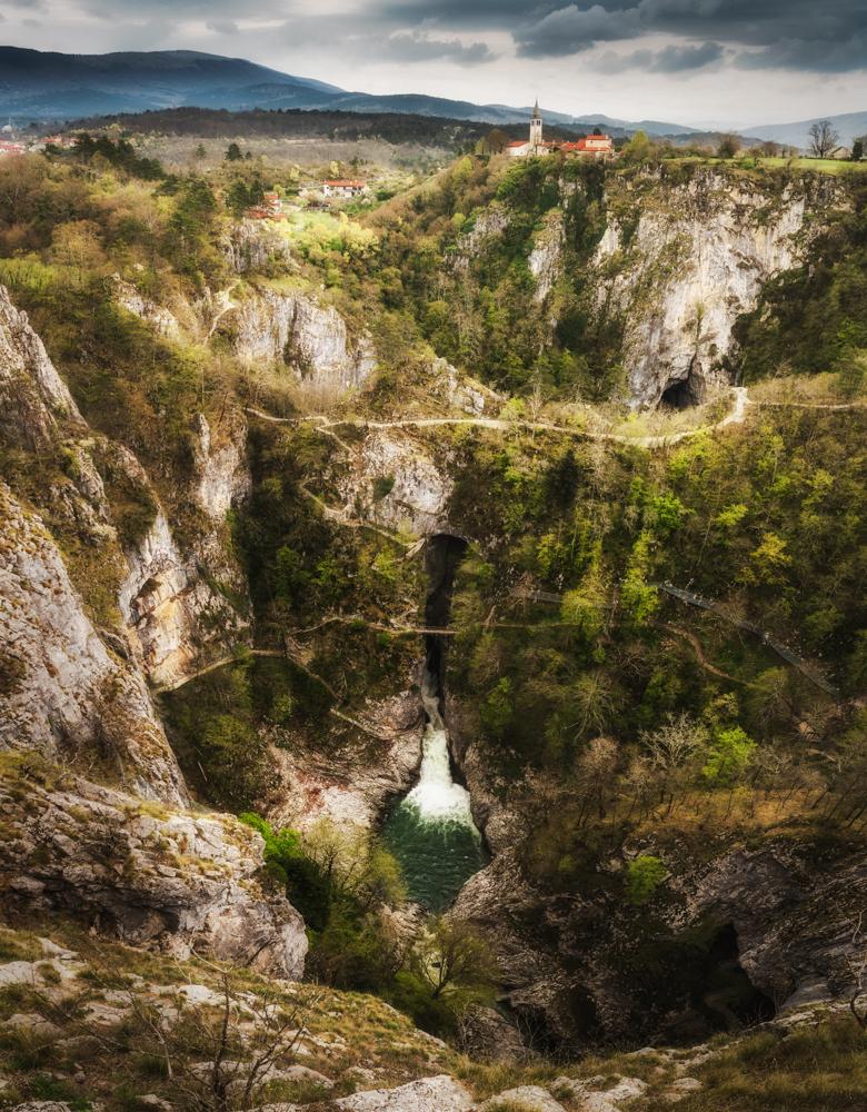 Wybrzeże Słowenii, słoweńskie wybrzeże Adriatyku, słowenia plaże, Słowenia Adriatyk, najpiękniejsze miejsca Słowenii, co warto zobaczyć w Słowenii, panorama, Jaskinie Szkocjańskie