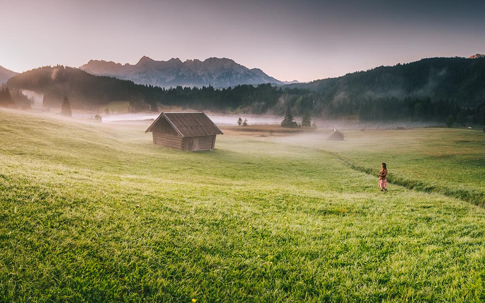 Sesja fotograficzna w Bawarii, sesja zdjęciowa w Bawarii, sesja narzeczeńska