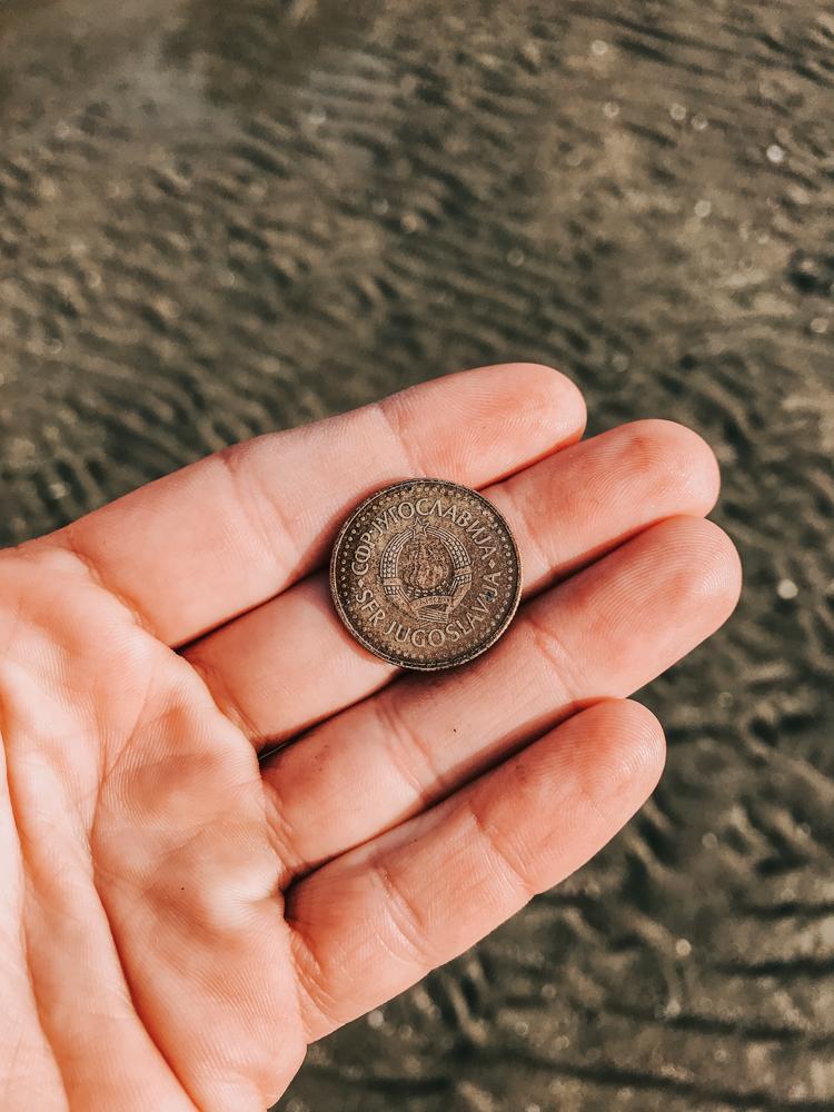 Jugosłowiańska moneta